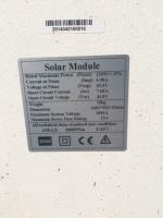 Solar PV Module Data