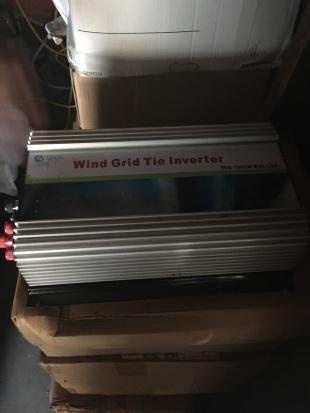Wind Grid Tie Inverter